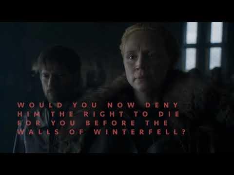 Jaime's Trial Written Properly