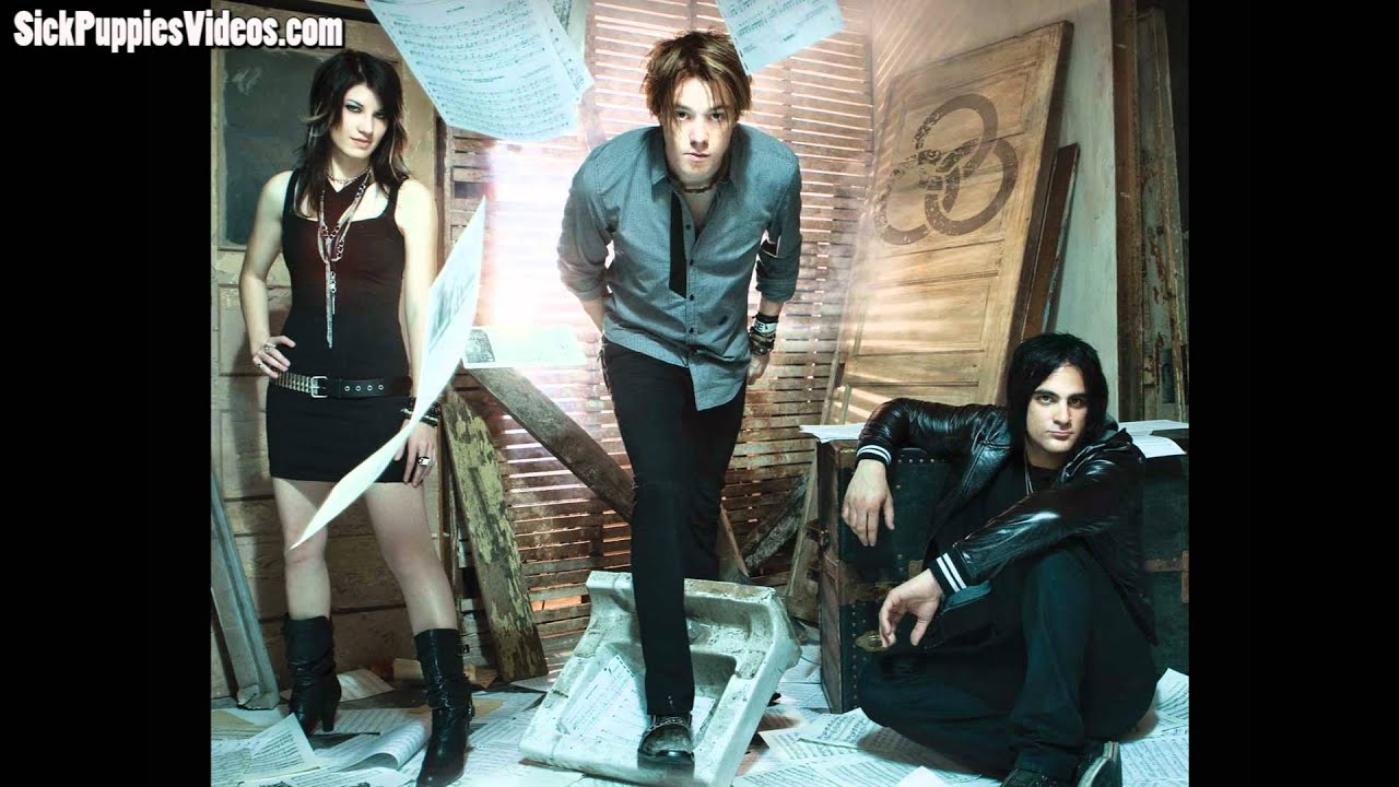 Sick Puppies - Monsters - video dailymotion