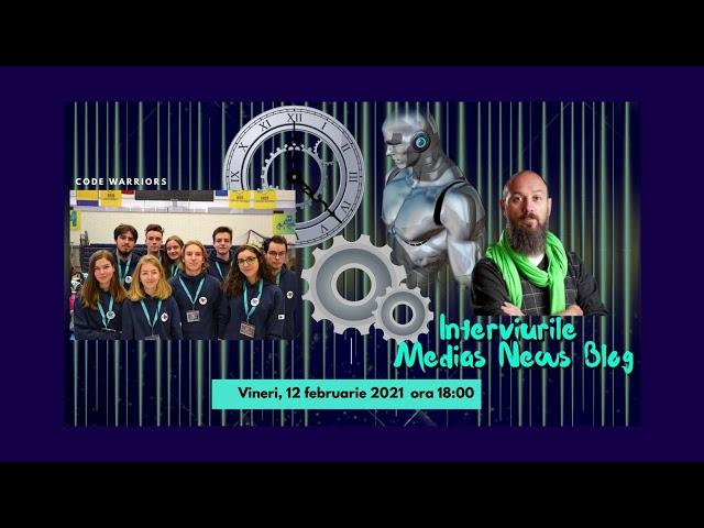 Promo : Code Warriors la Interviurile Medias News Blog
