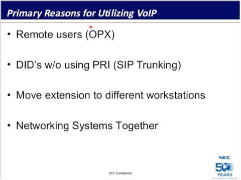 Selling VoIP