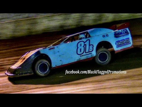 Late Model Main At Thunder Raceway September 3rd 2016