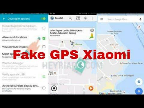 Cara pakai Fake GPS di Xiaomi - Cara mengaktifkan lokasi palsu xiaomi