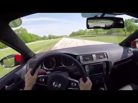 2016 Volkswagen Jetta GLI (6MT) POV Lap - Road America