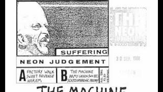 The Neon Judgement - The Machine (Tape Version)