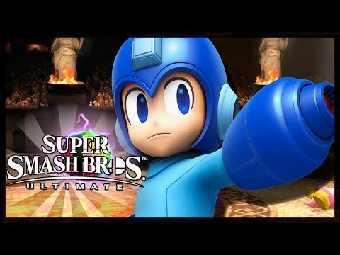 Mega Man Classic Mode Super Smash Bros Ultimate thumbnail