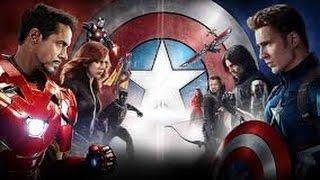 Первый Мститель Противостояние / Captain America Civil War    Русский Трейлер (2016)