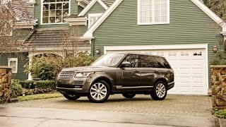 2016 Land Rover Range Rover Td6 Diesel Car Review