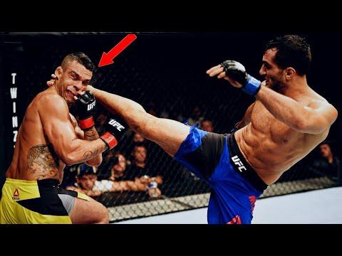 ГЕГАРД МУСАСИ - ЛУЧШИЙ АРМЯНСКИЙ БОЕЦ / ОБЗОР НОКАУТОВ