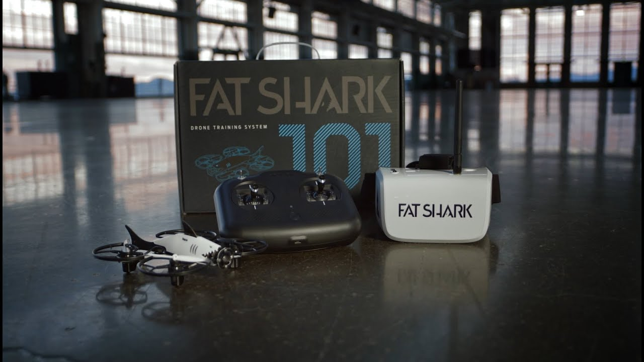Introducing the Fat Shark 101
