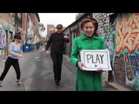 Alex Pangman --Undecided -- OFFICIAL MUSIC VIDEO