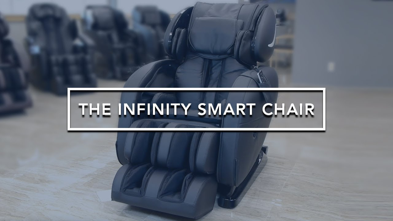 infinity massage chair folding quad parts the smart x3 assembly tutorial chairs