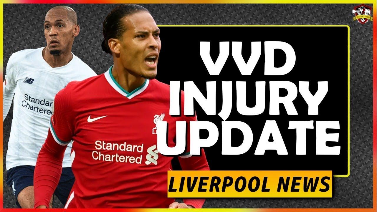 "Liverpool Fabinho facing a 3-month ban🤣Virgil van Dijk's may ""NEVER"" be the same player again"