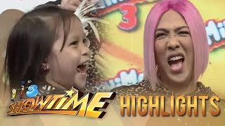 """It's Showtime: Vice Ganda gets hurt when called """"handsome"""""""