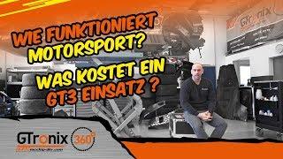 Wie funktioniert Motorsport & was kostet ein GT3 Einsatz? | GTronix360° Team mcchip-dkr