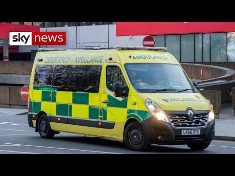 BREAKING: UK coronavirus