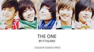 Watch Ftisland The One video