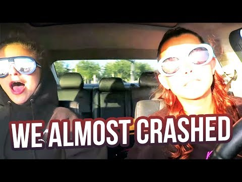 WE ALMOST CRASHED?! ft Arii