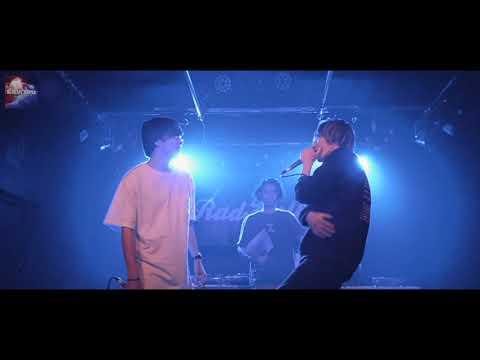 TERU.vs.ミメイ【名古屋編】凱旋MC battle×STAGEAVENGER