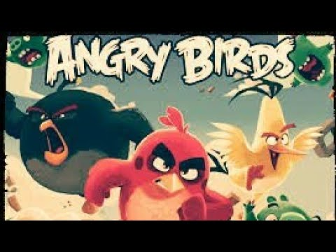 Angry Birds    The khali bali version