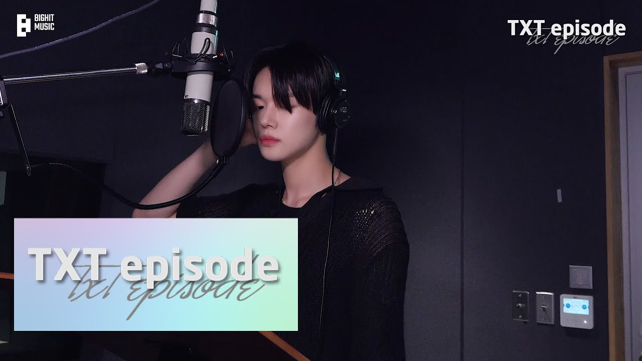 Download [EPISODE] YEONJUN's 'Blockbuster (액션 영화처럼)' Recording Behind the Scenes - TXT (투모로우바이투게더)