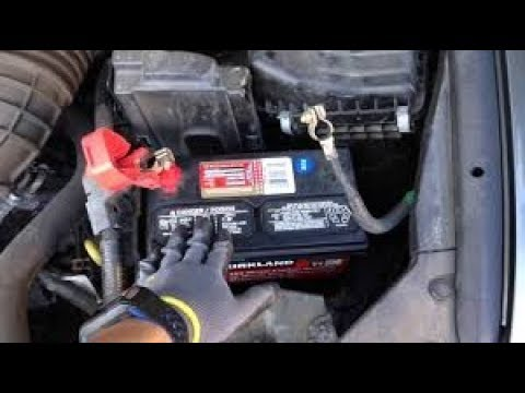 How To Remove A Battery From 2010 Toyota Corolla