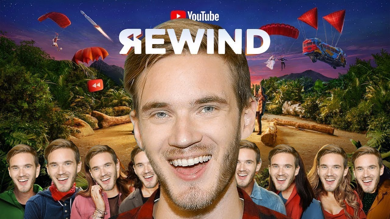 youtube rewind 2018 review youtube