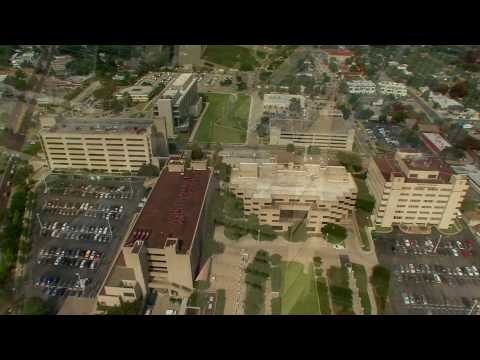 UNT Health Science Center - Aerial Video