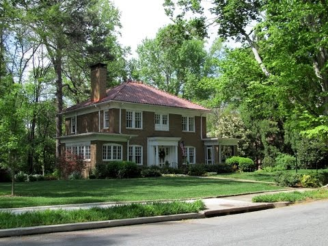 Druid Hills an Atlanta Neighborhood - the History and Life of Druid Hills