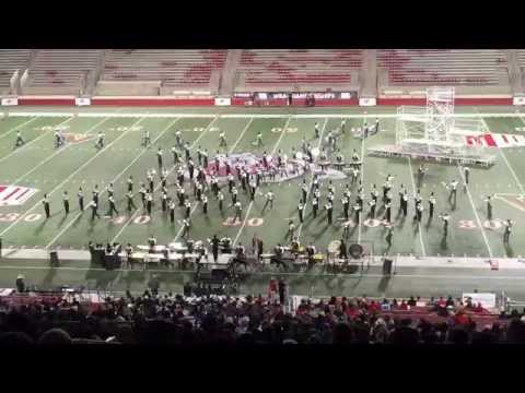 Mission Viejo high school marching band Wba finals 2015