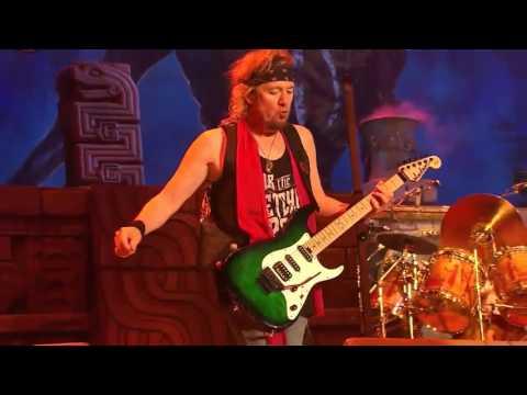 Iron Maiden - Book Of Souls (Live Wacken 2016)