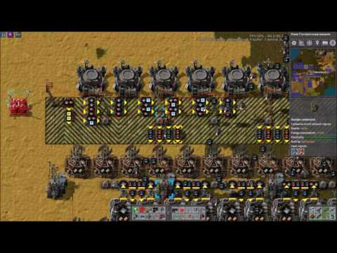 Factorio Workshop - Building A Better Factory :: DRY411S Smart Smelter