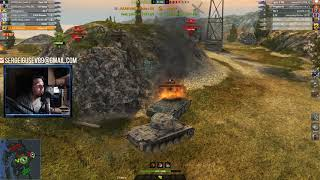WoT Blitz - Мгновенная карма за ГНИЛОЙ язык ● Прелести ивентного рандома- World of Tanks Blitz(WoTB)