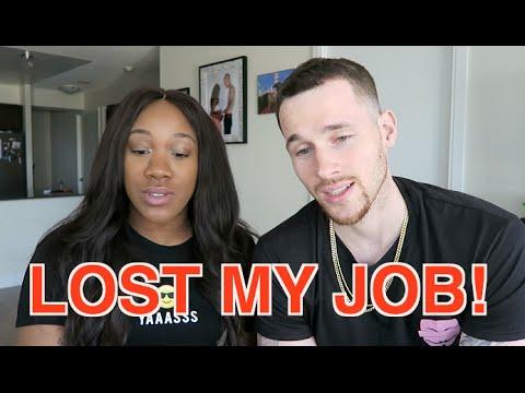 I LOST MY JOB!
