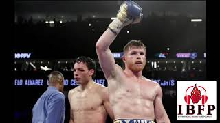 Canelo Alvarez being called out at 168 by Chavez Jr!!!!