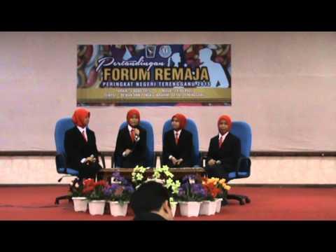 SMKTI FORUM REMAJA PERINGKAT NEGERI TERENGGANU 2015