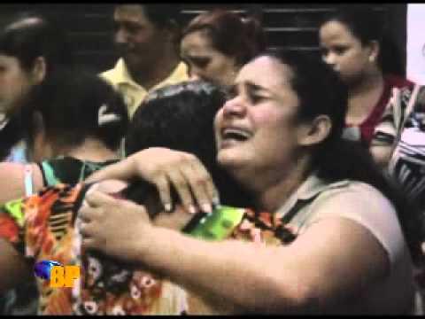 IRMÃOS SÃO ASSASSINADO EM PORTO GRANDE POR POLICIAL MILITAR - 24 01 2012
