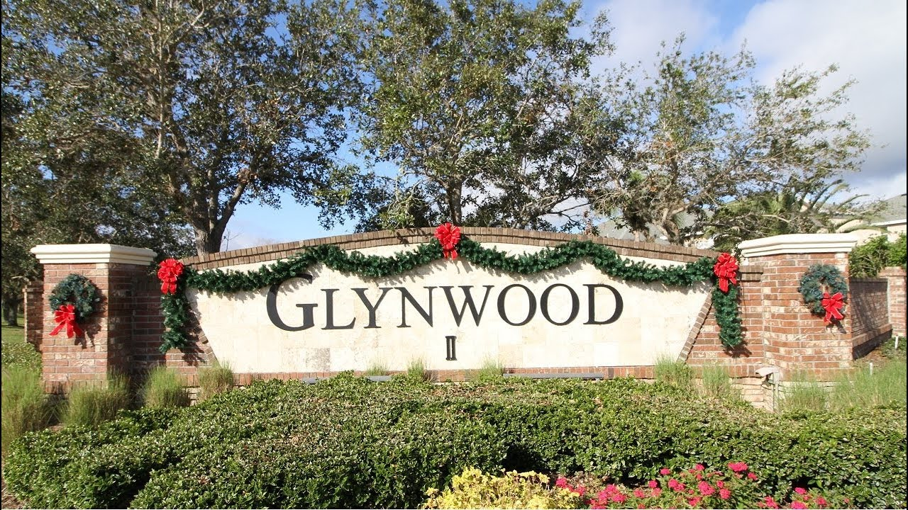 Glynwood Winter Garden Florida|Homes For Sale-For Rent - YouTube