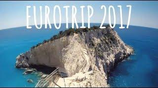 Eurotrip 2017 | GoPro Hero 4