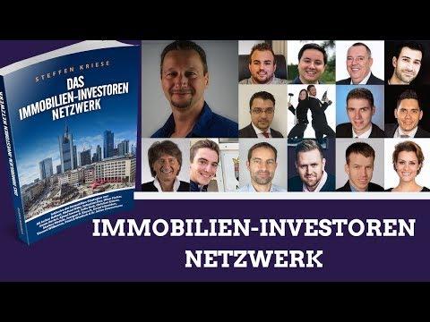 Immobilien-Investoren Netzwerk - Neues Buch - 14 Immobilien-Investoren für Deinen Erfolg