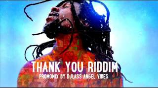 Thank You Riddim Mix (Full) Feat. Jah Cure, Jah Nyne, Jah Hem (June Refix 2017)