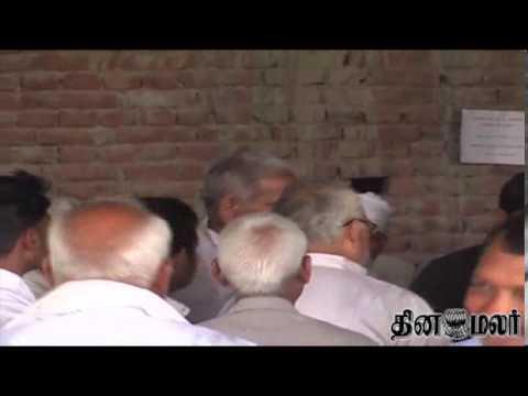 Uttar Pradesh Minister Loses his Post - dinamalar