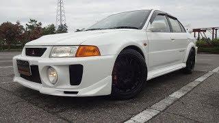 Mitsubishi lancer evolution V 1998 year CP9A