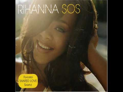 Rihanna. Tainted love