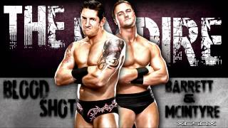 The Empire 1st FCW Theme (Blood Shot) HD/DL