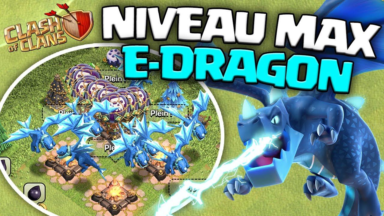 LES E-DRAG MAX SONT TROP FORTS ?! Clash of Clans
