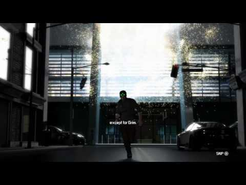 Splinter Cell: Conviction - Lambert's Call aka Best scene in the game [SPOILERS]