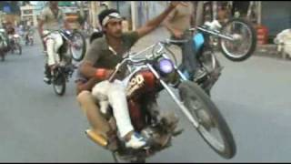 Pakistani Sialkoti Wheelers!!!