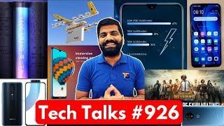 Tech Talks #926 - Vivo U10, Vivo V17 Pro, Redmi K20 Pro Premium, Alphabet Wing, Realme X2, Adware