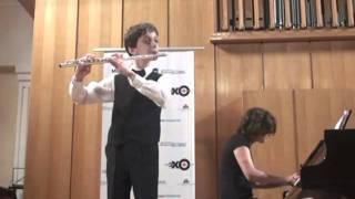 К. В. Глюк. Концерт для флейты 1-я ч. K.V.Gluck. Concert for flute 1 p.