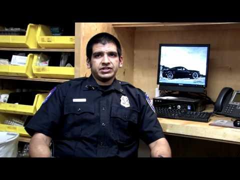 Victoria Fire Dept Recruitment Video